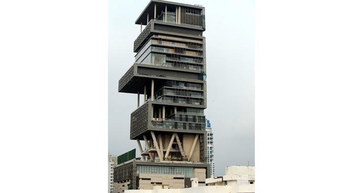 Rumah Termahal di Dunia Ini Seharga 1 Miliar Pound, Begini Ternyata Potretnya, Intip di Sini