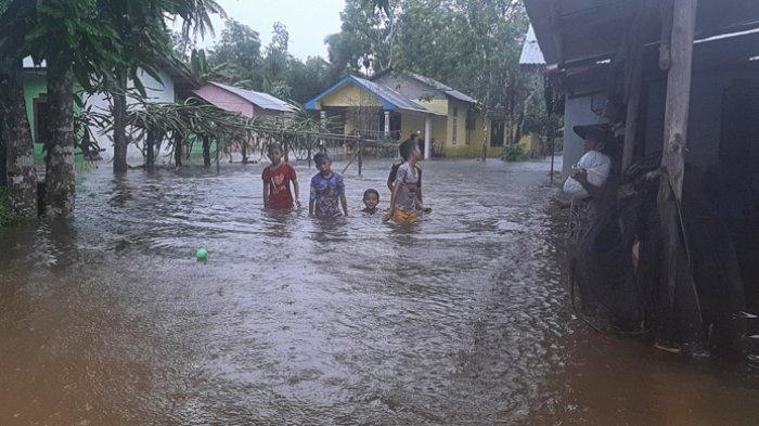 Banjir, Warga di Belitung Timur Harapkan Ada Solusi