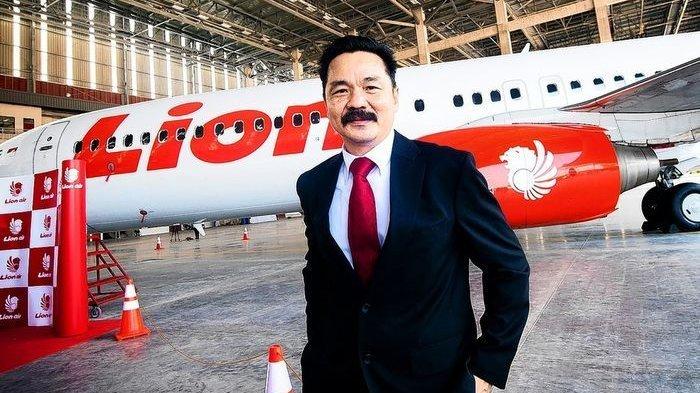 Mengenal Bos Lion Air, Duta Besar RI untuk Malaysia hingga Orang Terkaya ke-33 di Indonesia