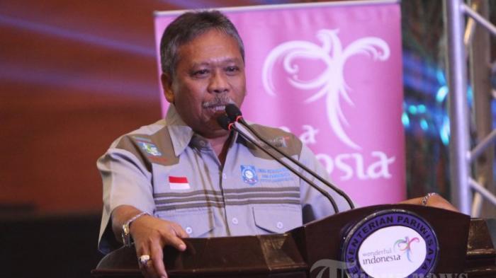 Rapat Soal Pertimahan di Ruang Gubernur Berlangsung Tertutup