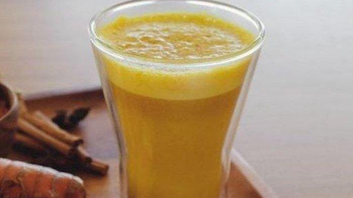 Rutin Minum Susu Kunyit Sebelum Tidur Efeknya Luar Biasa! Ini Panduan Membuatnya!