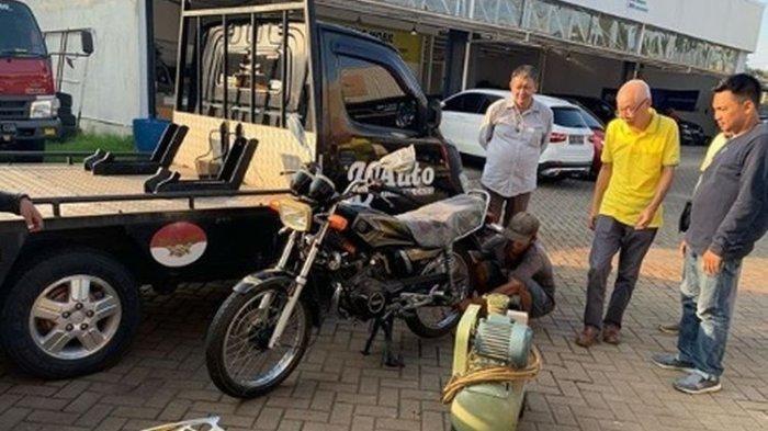 Yamaha RX-King ini Terjual Rp 150 juta, Pecah Rekor, Pembelinya Disebut Sultan, Uang Langsung Kirim