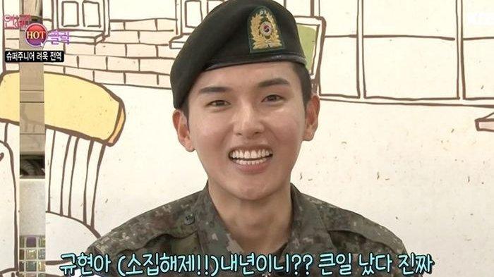 Resmi Keluar dari Militer, Ryeowook Super Junior Goda Kyuhyun Lewat Pesan!