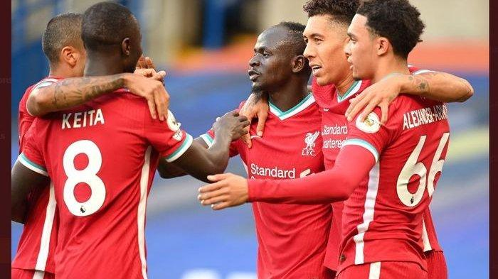 Pukul 02.00 WIB Nanti Liverpool vs Arsenal , Target Juara Bertahan Paling Yahud 9 Tahun Terakhir