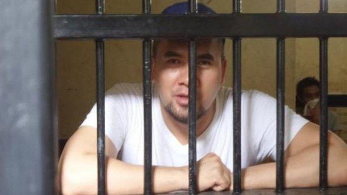 Kisah Sedih Saipul Jamil Sudah 4 Tahun Mendekam di Balik Jeruji Penjara
