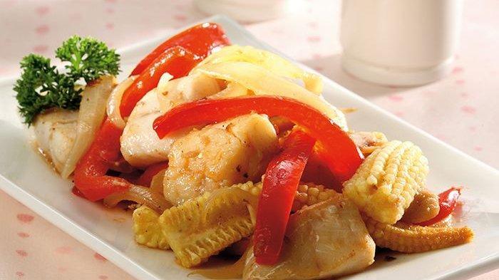 Fish Teriyaki Vegetable Bisa Jadi Makan Malam Fancy Tapi Mudah Dibuat
