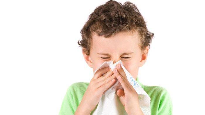 Anak Tak Perlu Antibiotik Agar Sembuh dari Sakit Batuk Pilek