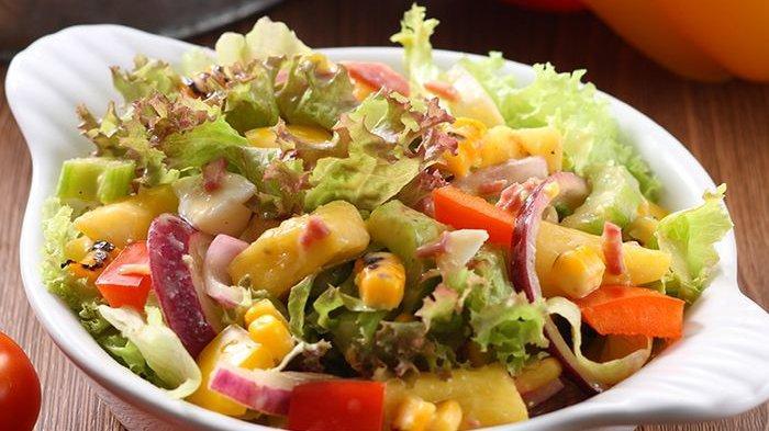 Tergolong Makanan Sehat, Begini Dampaknya Jika Makan Salad Setiap Hari, Yuk Simak Penjelasannya!