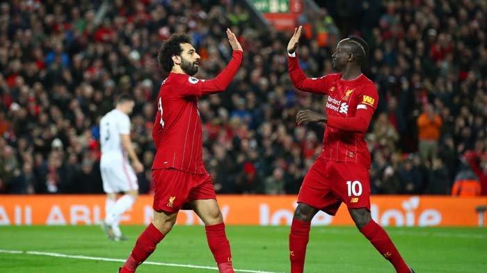 Liverpool Belum Tergeser di Puncak Klasemen, Giliran Sheffield Sasaran Gol Salah dan Mane