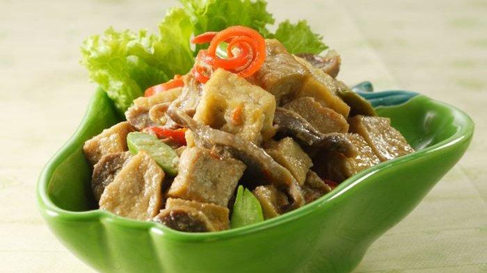 Aroma dan Rasa Sambal Goreng Tahu Petai Dijamin Pasti Kompak Tambah Nasi