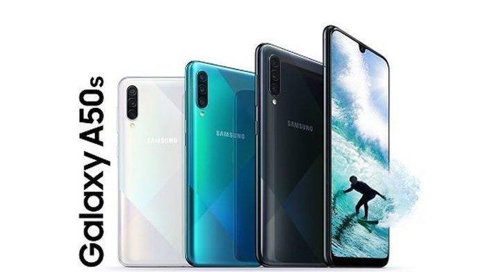 Beda Ponsel Samsung Galaxy A50s dan Galaxy A50