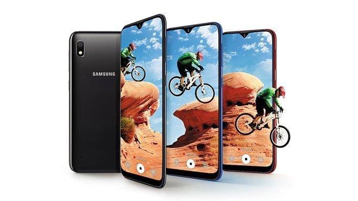 Samsung Galaxy A10 Beredar Pertengahan Bulan Ini, Harganya Rp 1,7 Juta, Ini Spesifikasinya