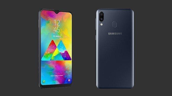 Sasar Kelas Menengah, Samsung Galaxy M20 Resmi Dijual di Indonesia Harga Rp 2,8 Juta