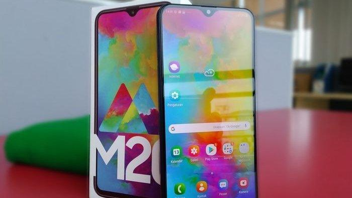 Samsung Galaxy M20, Smartphone yang Punya Baterai Paling Irit di Kelas Rp 2 Jutaan