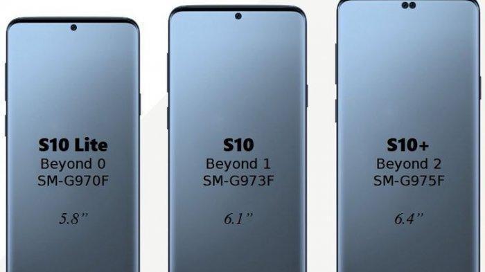 Ini Harga dan Spesifikasi Samsung Galaxy S10, Bakal Dirilis 20 Februari 2019