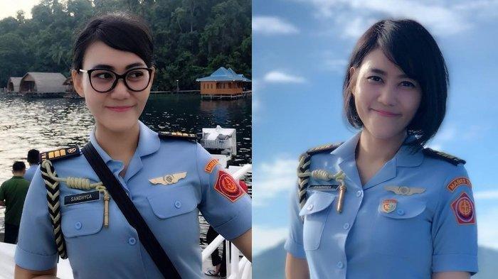 Fose Cantik Sandhyca Putrie Pengawal Iriana Jokowi, Masih Lajang di Usia 33 Tahun