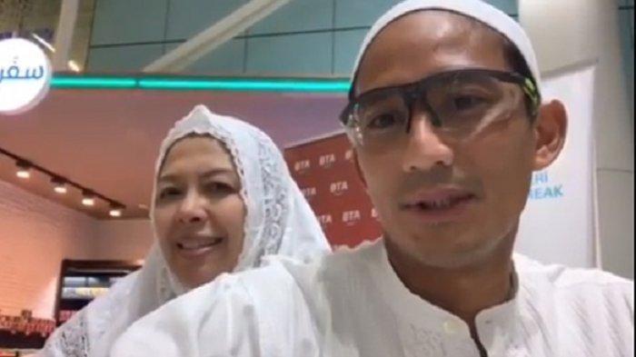 Cerita Sandiaga Uno Kena PHK dan Mohon Tak Diceraikan, Istri Ungkap Pahitnya Hidup