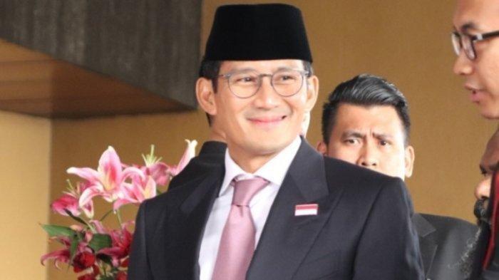 Sudah Habis Lebih Rp 1 Triliun, Apakah Sandiaga Uno Nyapres 2024 Lawan Prabowo - Puan Maharani?