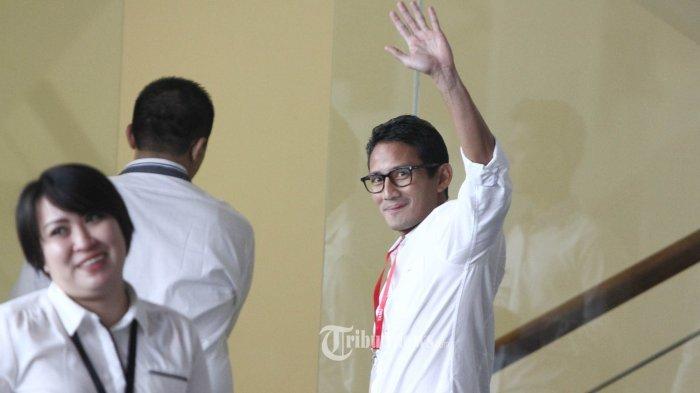 Kandidat Cawapres Prabowo Subianto Tersisa AHY dan Sandiaga Uno