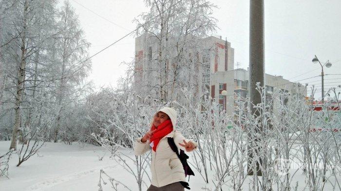 Ramadan di Kutub Utara Rusia, Mahasiswa Asal Indonesia Ini Puasa 21 Jam, Rindu Suara Azan