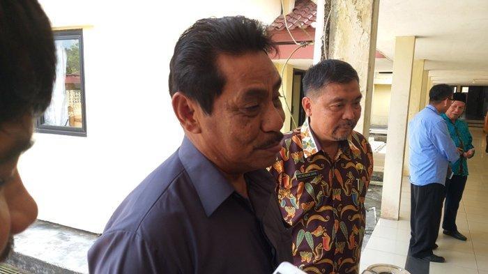 Anggota DPRD Belitung Suherman Balas Pernyataan Bupati Belitung di Rapat Paripurna