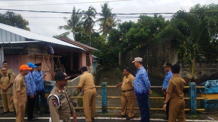 Antisipasi Banjir, Bupati Belitung Minta Kesadaran Masyarakat Peduli Lingkungan