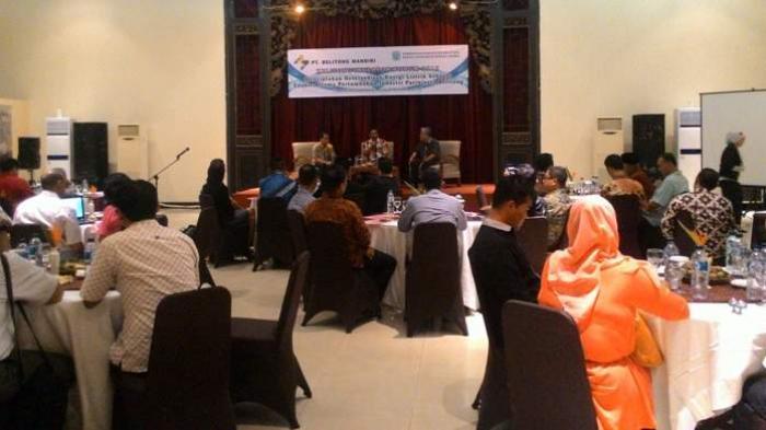 Pasokan Listrik di Belitung Tambah 25 MW