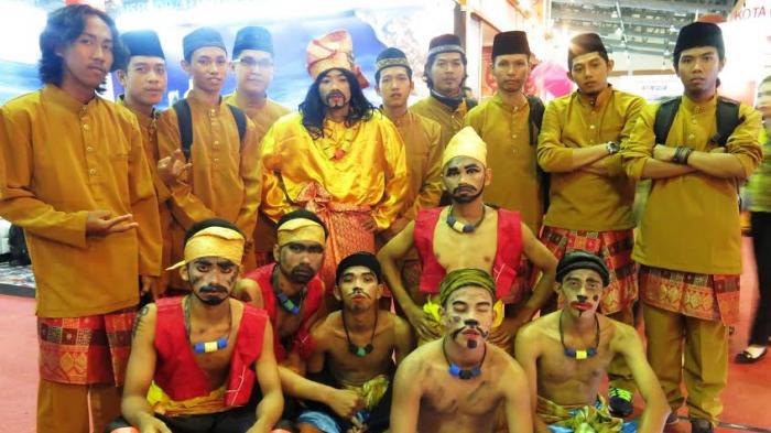 Sanggar Payong Tara Tampil Penuh Semangat di Gebyar Wisata Budaya Nusantara, Jakarta