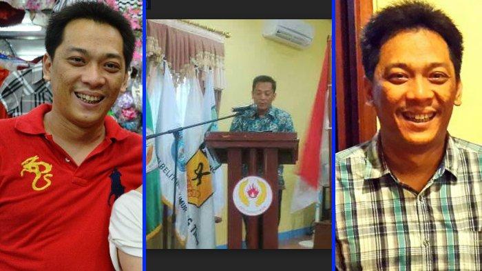 Santo Terpilih Sebagai Ketua KONI Beltim Periode 2016-2020, Gantikan Afa
