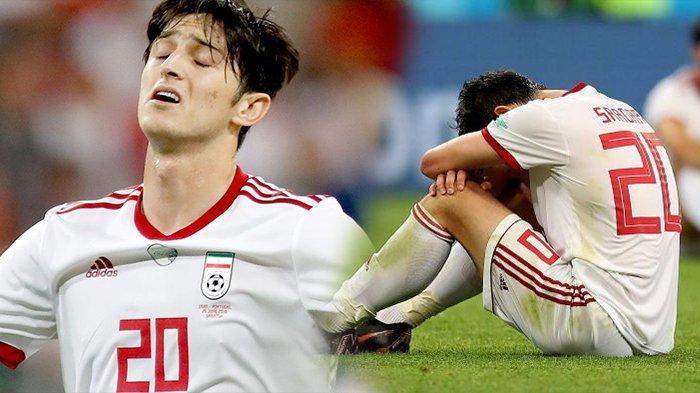 Usianya Baru 23 Tahun, Tapi 'Lionel Messi-nya Iran' Ini Pilih Pensiun dari Timnas Usai Piala Dunia