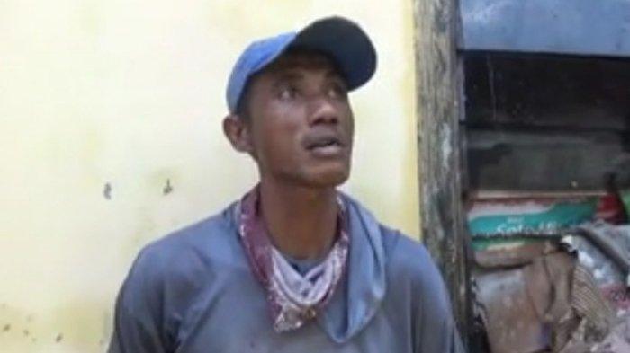 Kebakaran di Desa Baru Manggar, Sarwan Tak Sempat Selamatkan Surat Berharga