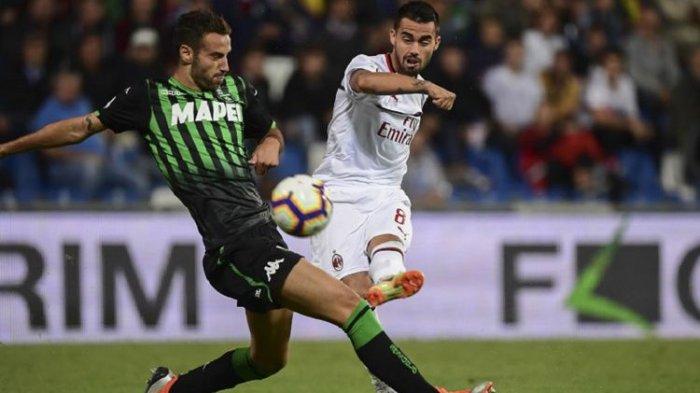 Tepikan Suso, Gattuso Bakal Mainkan Castillejo saat AC Milan Kontra Sassuolo
