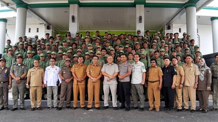 Wakil Bupati Belitung Timur Ingatkan Jangan Sampai Satlinmas Jadi Alat Politik!