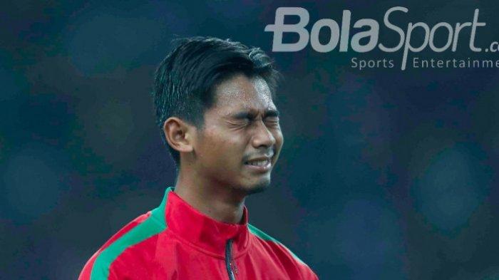 Satria Tama Bertekad Habis-habisan di Timnas U-23 Indonesia, Ini yang Ingin Dia Capai