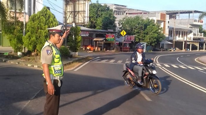 Laka Lantas di Belitung Timur Meningkat, Pelaku Kebanyakan Dibawah Umur