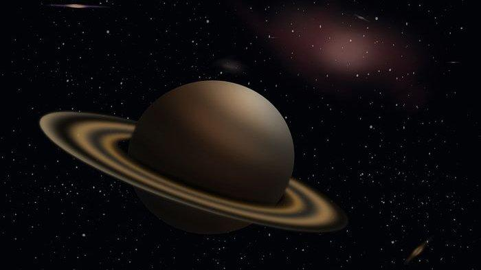 Jangan Lewatkan, Malam Ini Kita Bisa Lihat Saturnus Berada di Dekat Bulan!