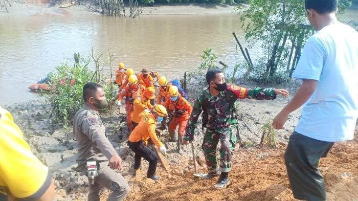 Pemancing Udang Tewas Tenggelam, Ditemukan Berjarak 118 Meter dari Lokasi Kejadian - sawi3.jpg