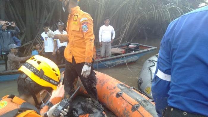 Pemancing Udang Tewas Tenggelam, Ditemukan Berjarak 118 Meter dari Lokasi Kejadian - sawi5.jpg