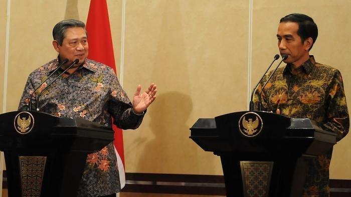Jokowi Akui Kalah di Provinsi Ini, SBY Merasa Seperti Dibuang ke Selokan