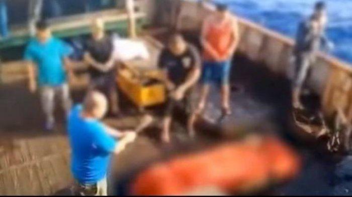 Kisah ABK Indonesia di Kapal China, dari Tidur 3 Jam Hingga Makan 'Umpan Ikan'