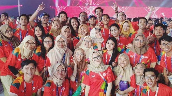 Tak Banyak yang Tahu, Volunteer, Garda Terdepan Suksesnya Asian Games 2018, Tanpa Honor