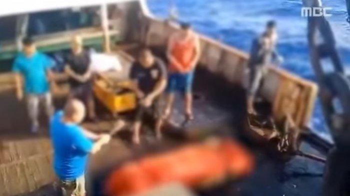 Penjelasan Kapten Kapan China soa ABK Indonesia Dilempar ke Laut: Itu Dilarung