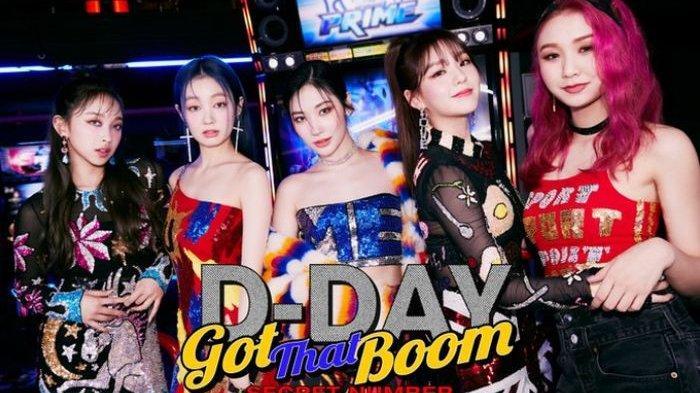 Single Comeback Secret Number Penuh Ledakan, Album Terjual 2 Ribu Salinan di Hari Pertama