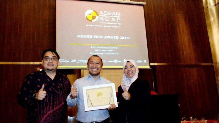 Fitur Keselamatan Paling Moncer, Toyota Raih Penghargaan di Ajang Uji Keselamatan Tingkat ASEAN