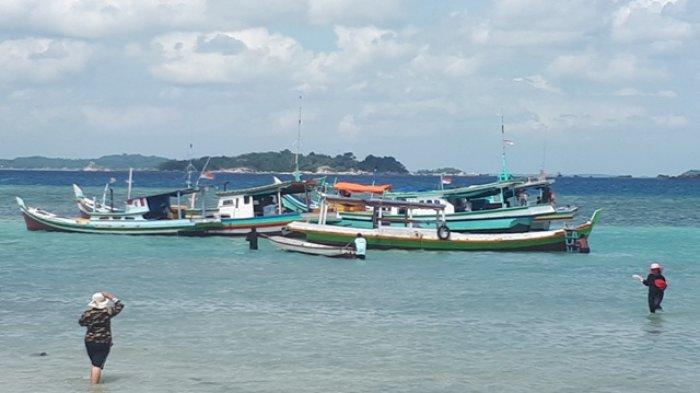 Bupati Belitung Tegaskan Pintu Masuk Menuju Pulau Lengkuas di Pantai Tanjung Kelayang