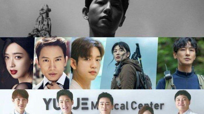 Berikut Daftar Sederet K-Drama tvN Akan Rilis Tahun 2021 Ini, Ada Song Jong Ki hingga Kim Rae Won!