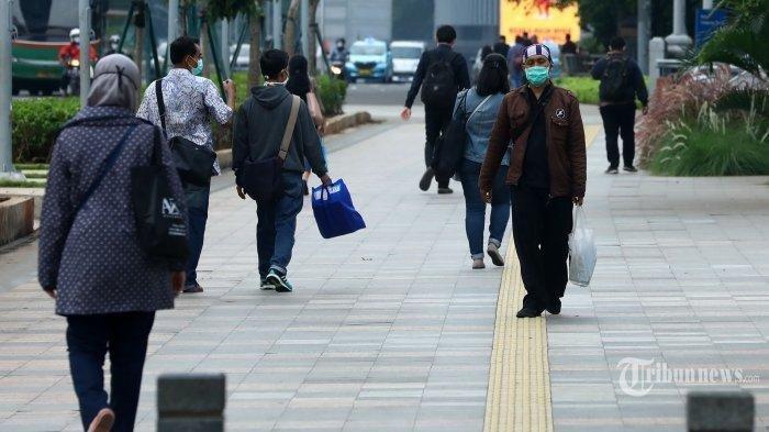 PSBB Transisi di Jakarta Diperpanjang hingga 17 Januari 2021, RW Zona Merah Bertambah