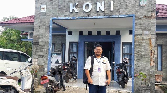 Anggaran Pembinaan KONI Belitung Timur Meningkat