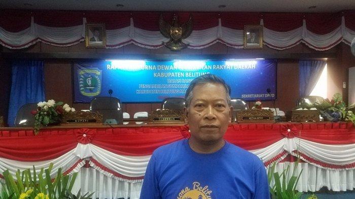 Baru PDI Perjuangan yang Tetapkan Calon Ketua, Sekwan Belitung : Kami Hanya Menerima Fisik Surat