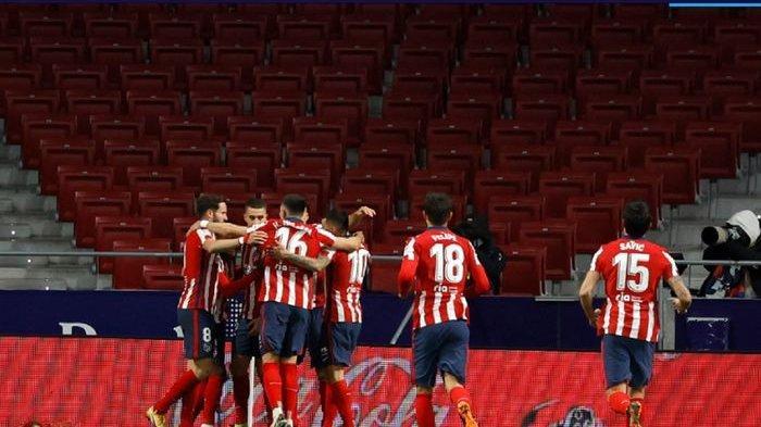 Hasil Lengkap & Klasemen Liga Spanyol, Atletico Madrid Tetap Perkasa, Barcelona Disalip Klub Promosi